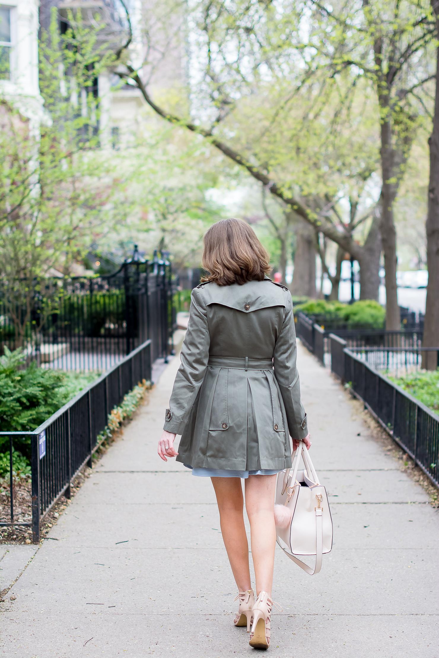 06fc3691bcb0 asos-skater-trench-boohoo-cold-shoulder-skater-dress-h&m-blush-tote-blush -fur-bag-pompom-nude-lace-up-sandals-spring-in-chicago-12