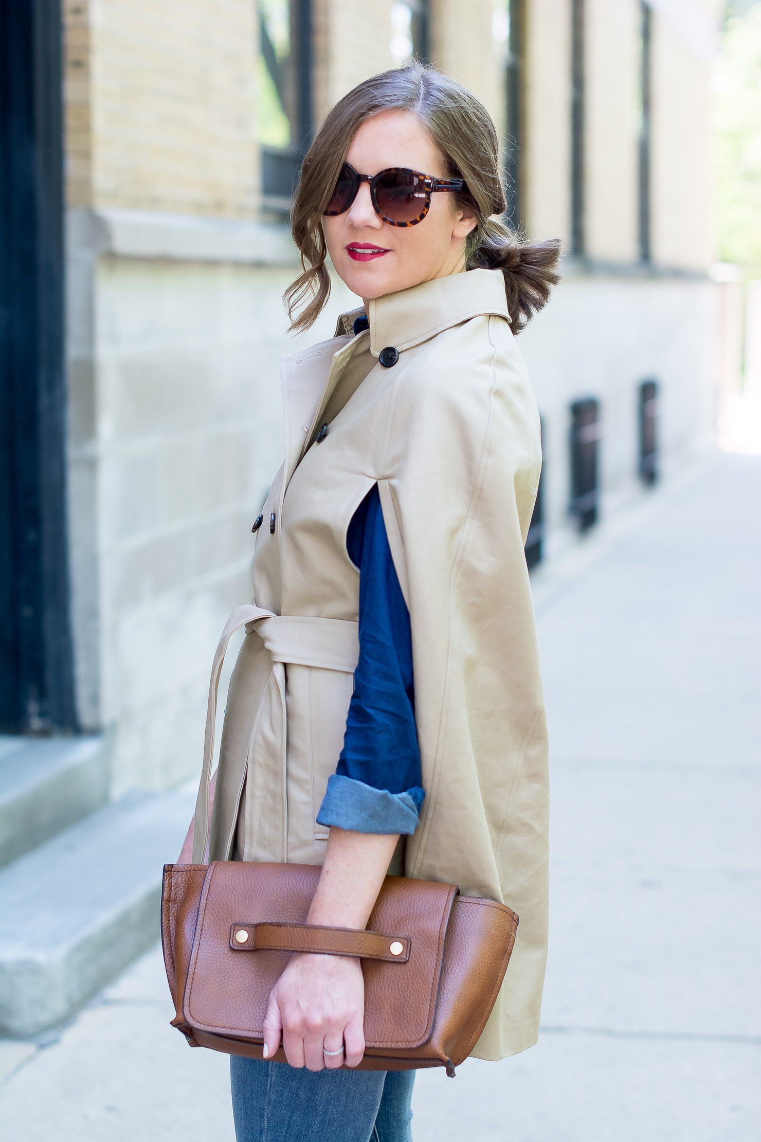 6eb37d32 The 10 Best Trench Coats From Zara Honestly