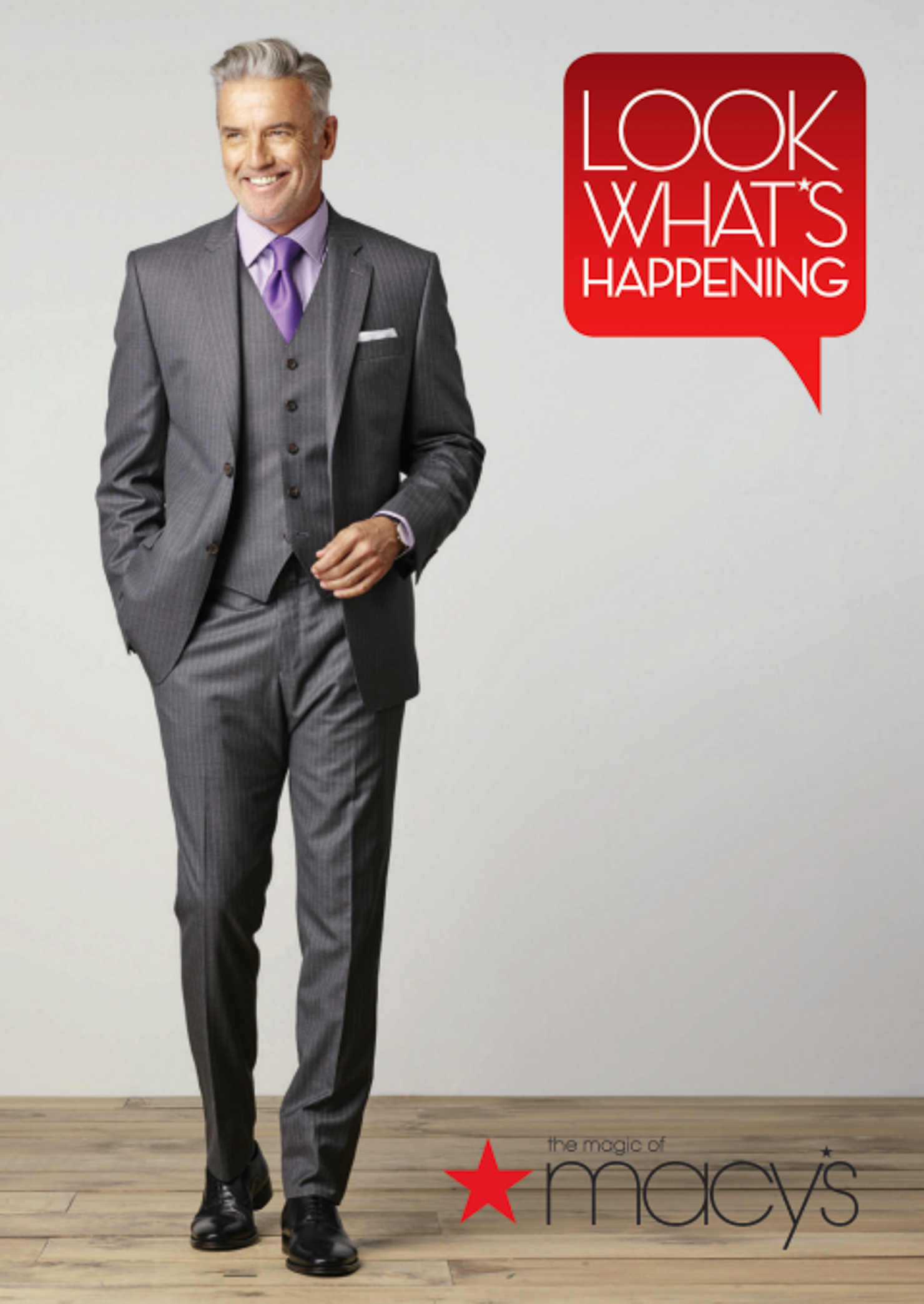 Macy's Men's Style Event: Chicago State Street - Wishes & Reality