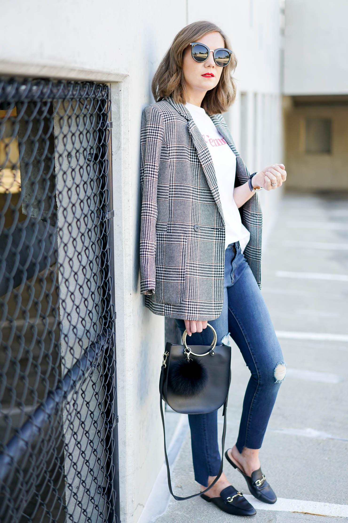 to wear - Fashion Fall Trend: Plaid video