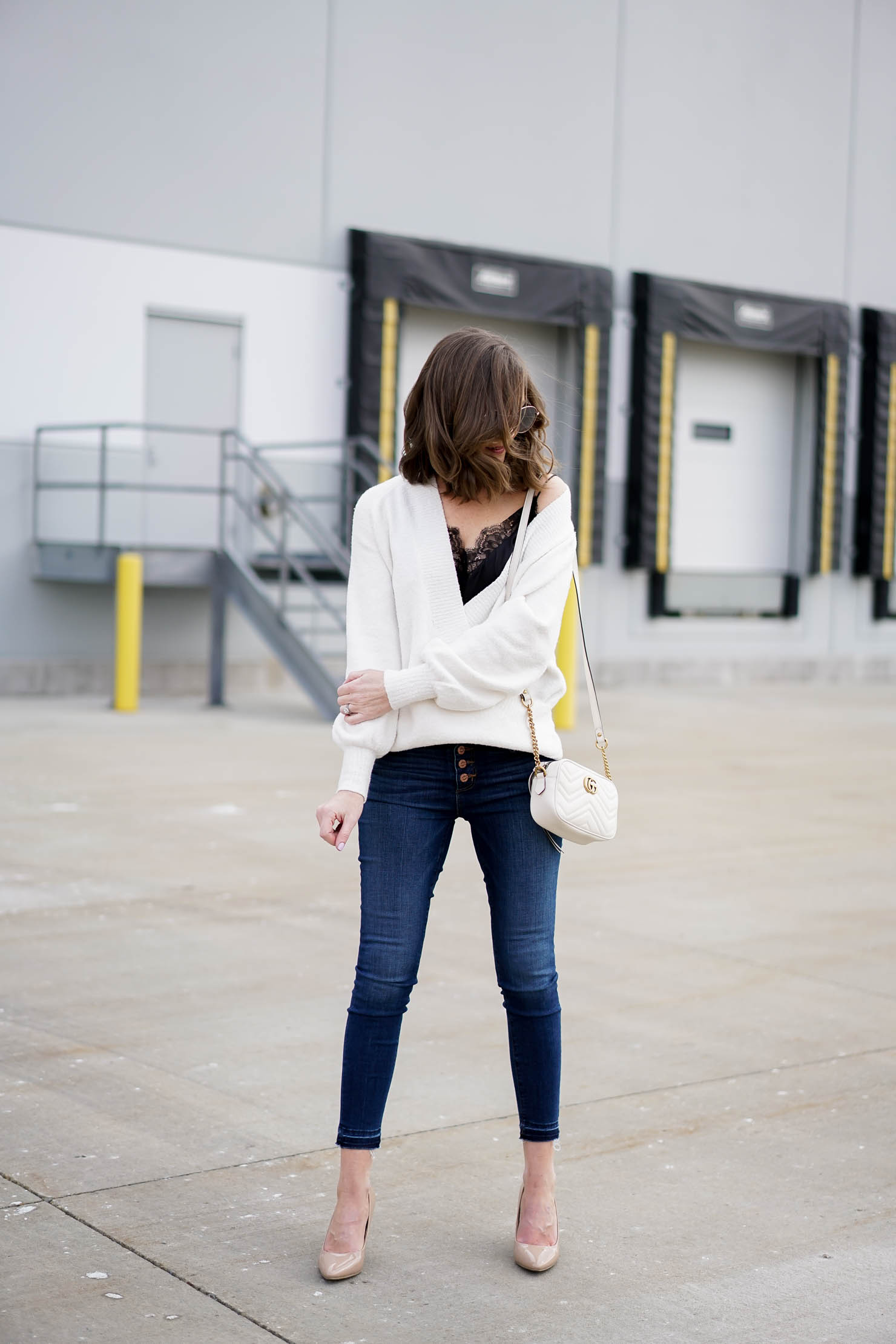 d54550a40c8 Spring Denim Trends + A Target Giveaway - Wishes   Reality