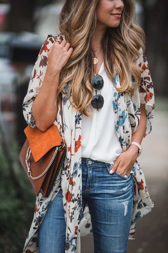 summer's hottest trend, styling a kimono, summer fashion trends 2018, hottest summer fashion trend