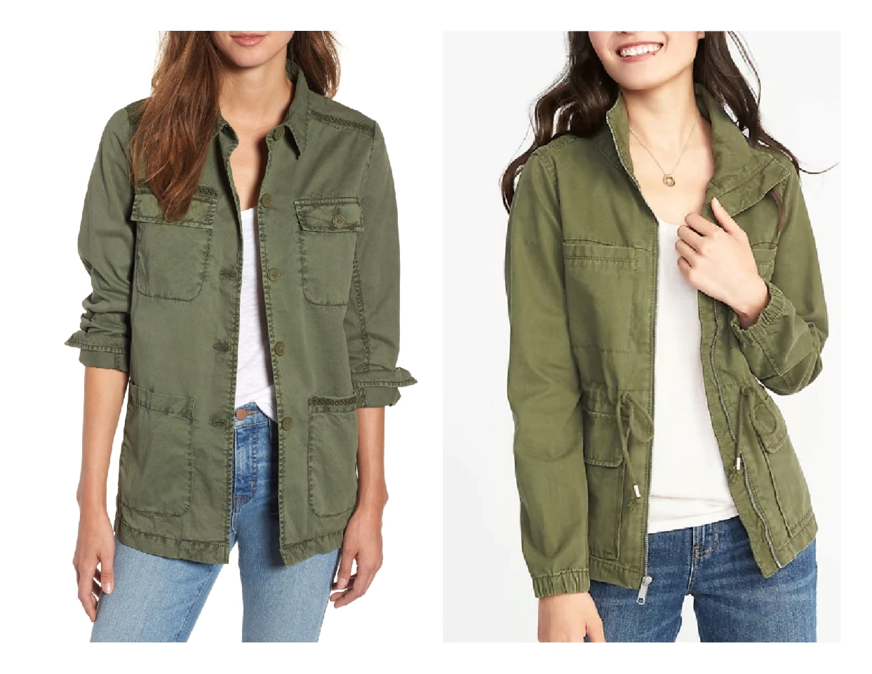 nordstrom anniversary sale dupes, utility jacket