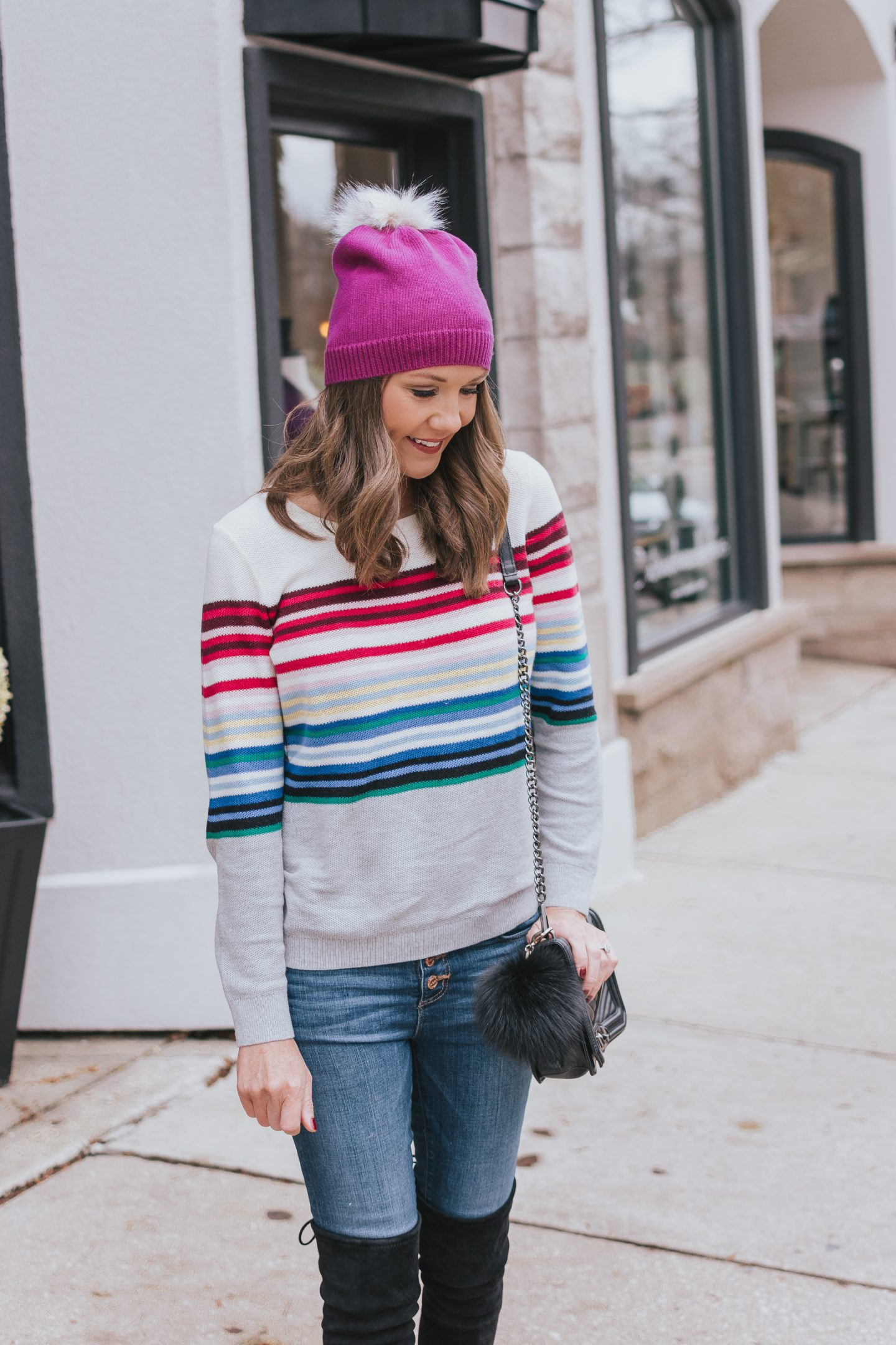 bright and colorful, Talbots friends and family sale 2018, winter essentials with Talbots, the perfect gift for mom, mother in law, winter outerwear