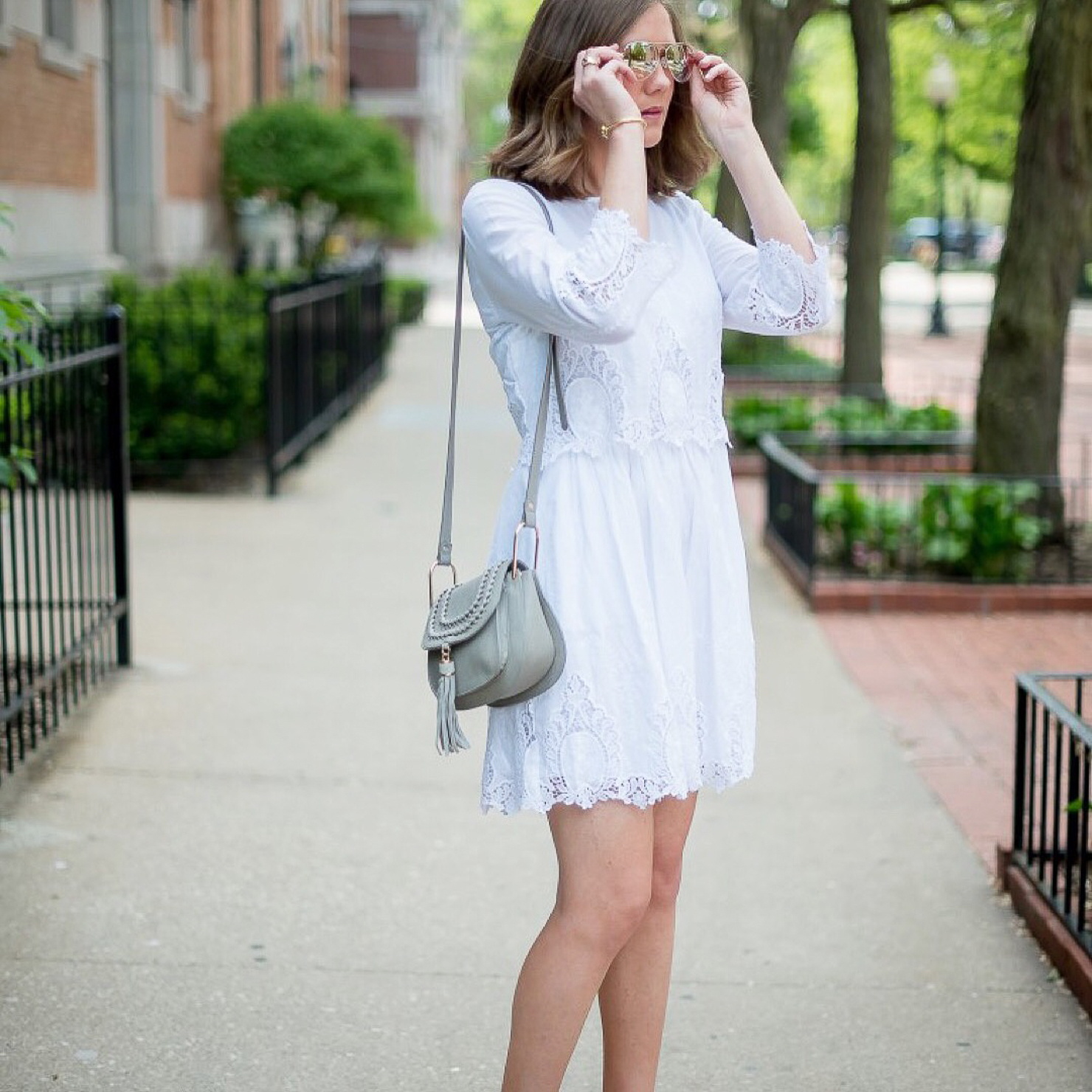 white-eyelet-target-dress-grey-chloe-hudson-dupe-chloe-hudson-look-for-less