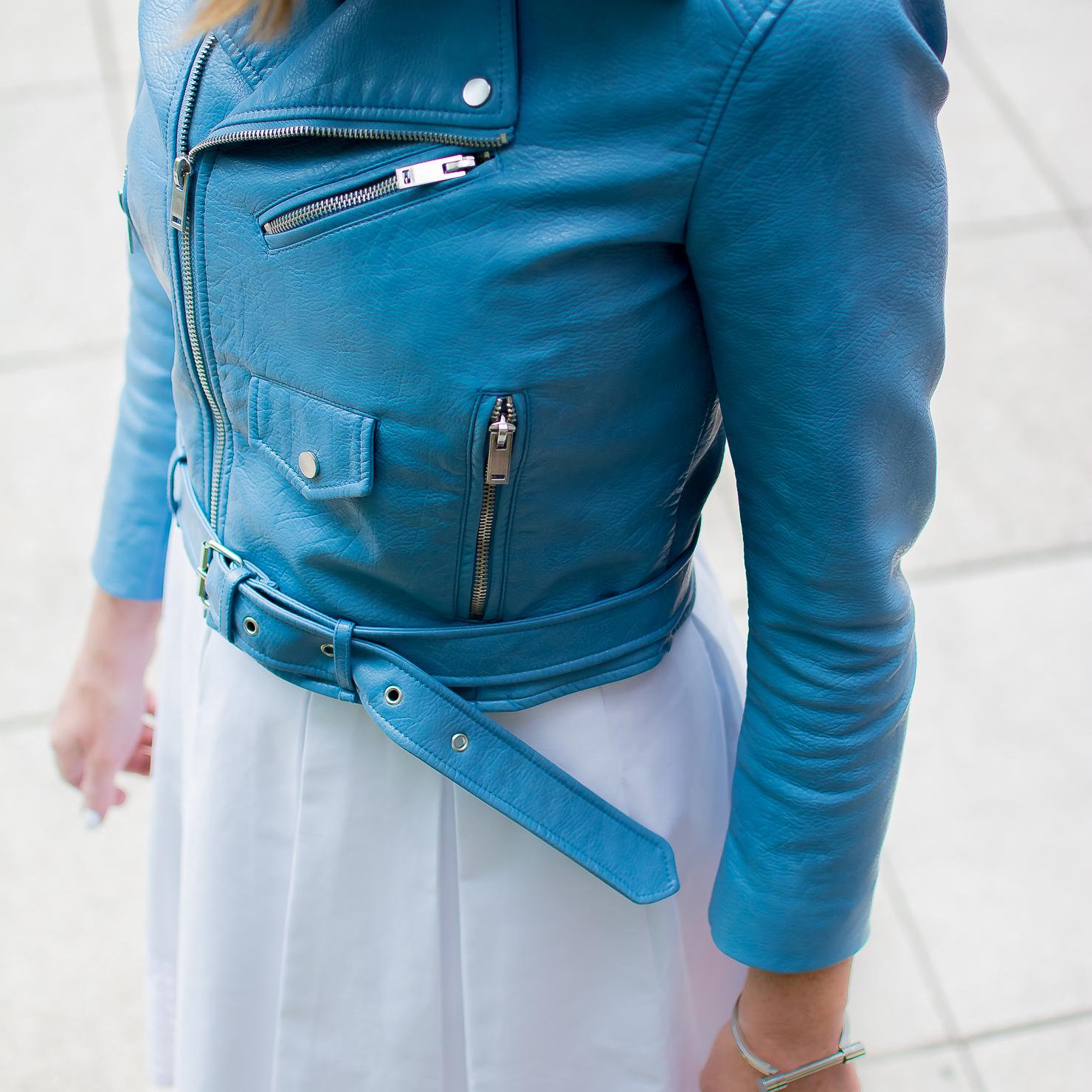 zara-blue-faux-leather-cropped-moto-jacket