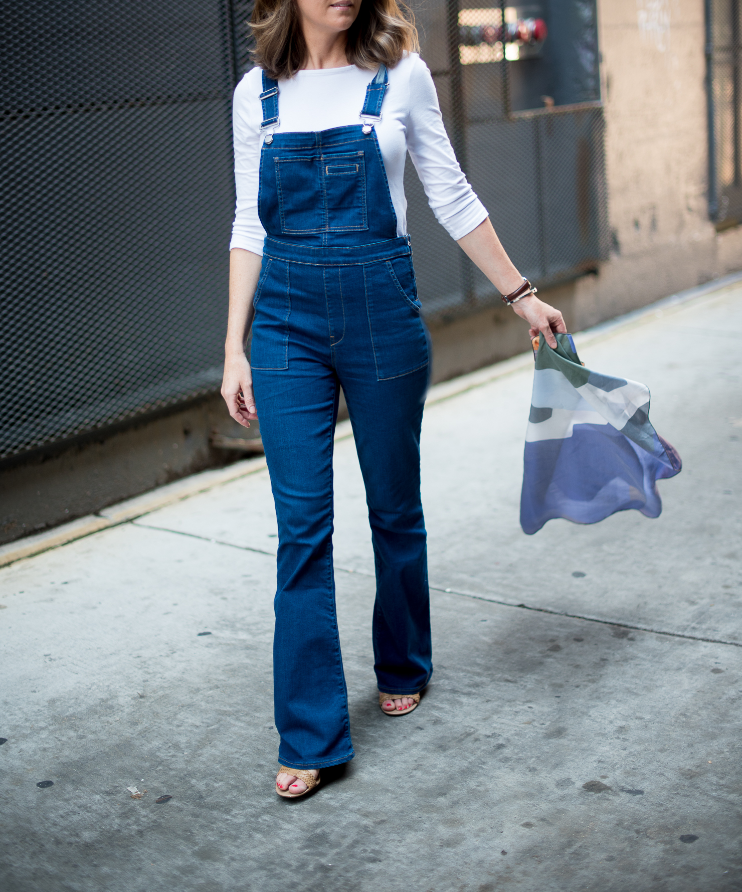 gap-flared-denim-overalls-silk-scarf-wishes-and-reality-chicago-fashion-blogger-18