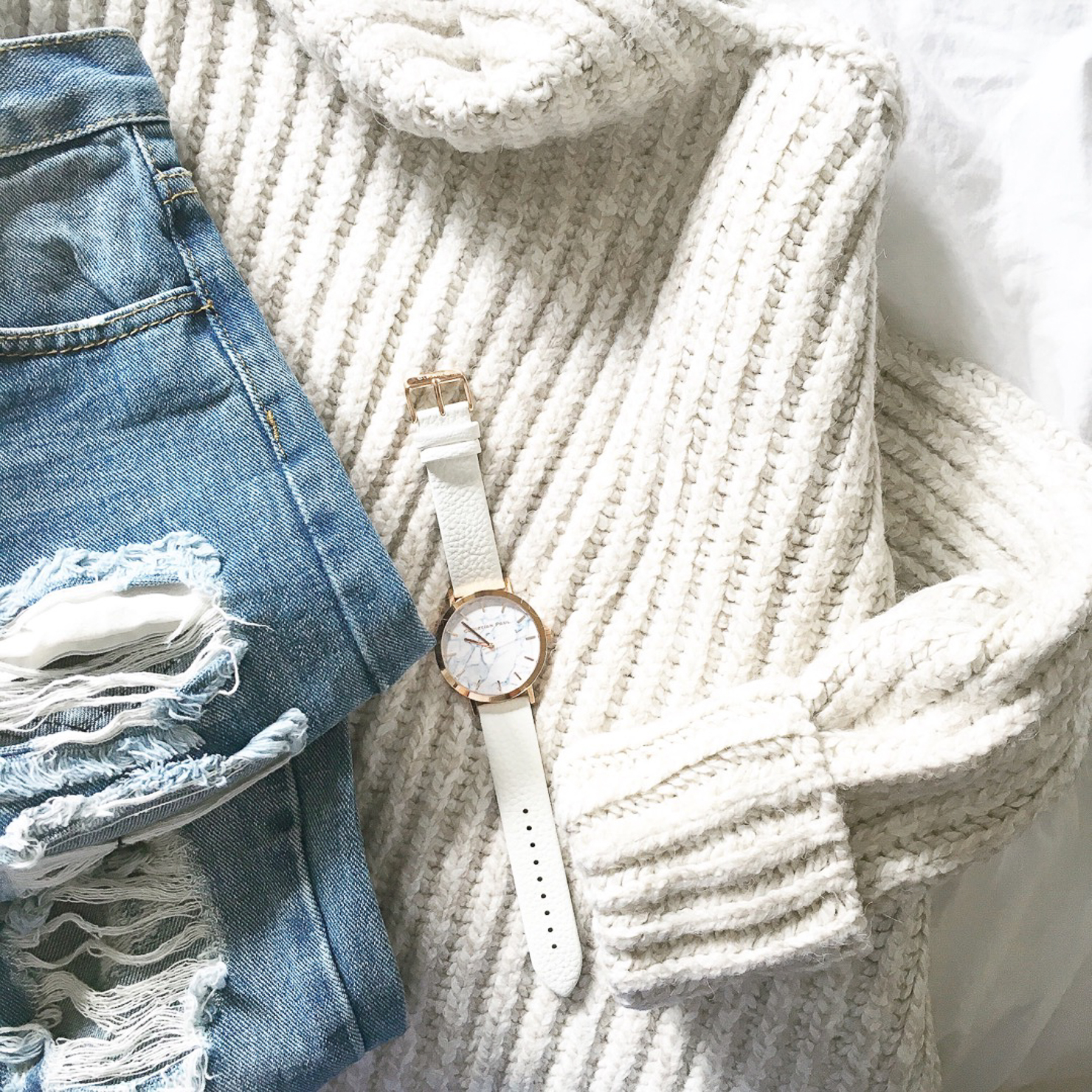 christian-paul-marble-watch-chunky-sweater-distressed-jeans-