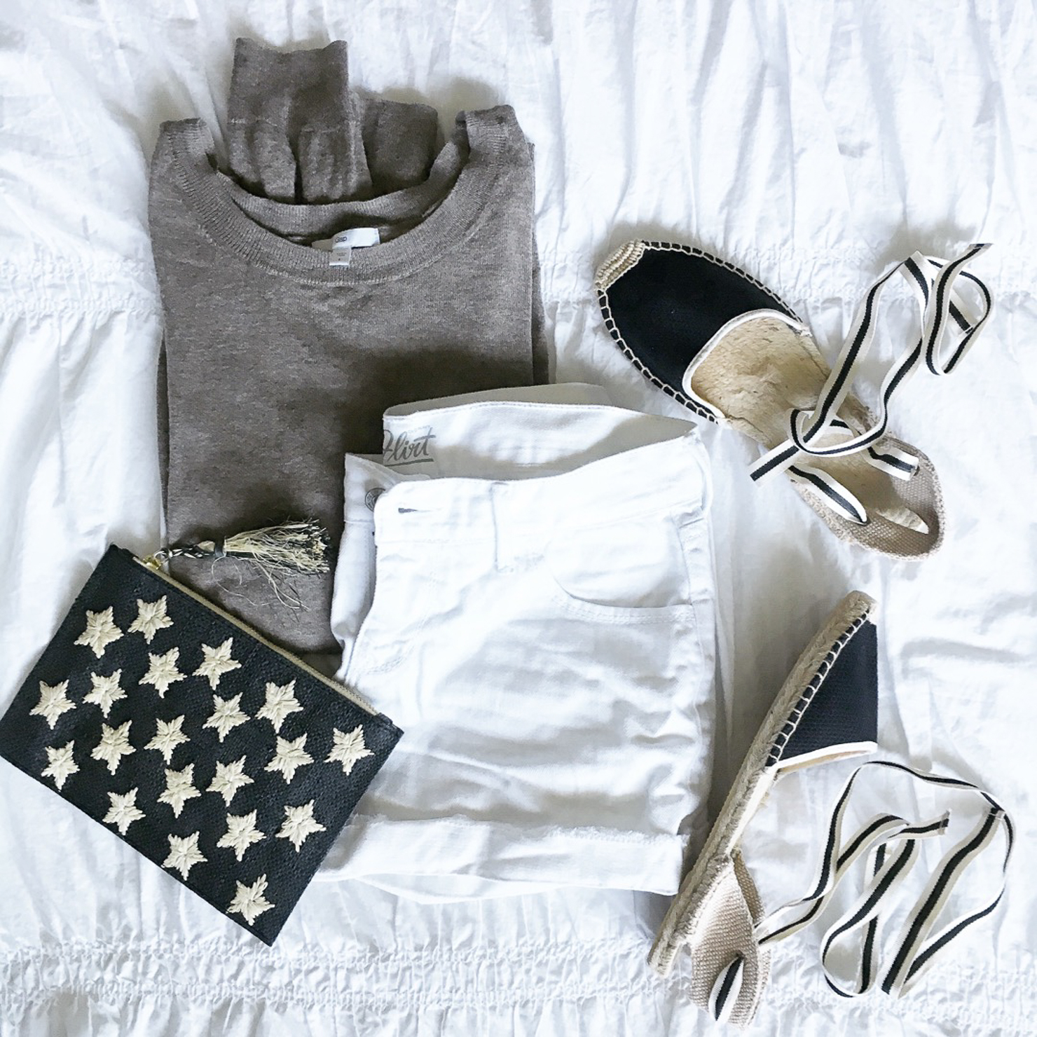 kayu-black-star-pouch-soludos-espadrilles-white-jeans-