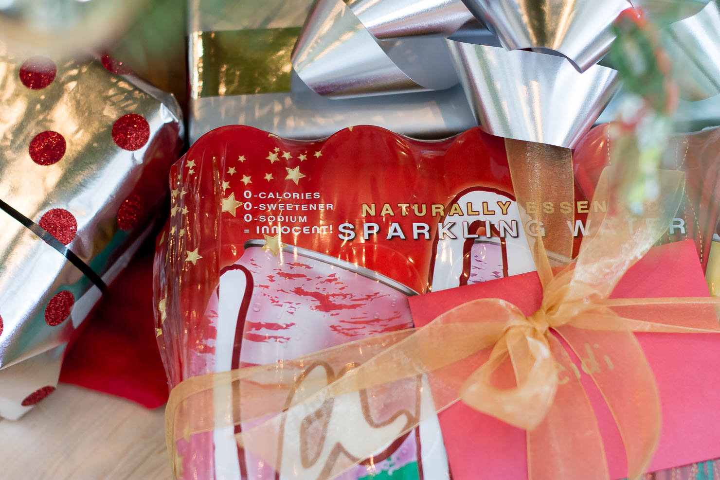 give the gift of la croix sparkling water this holiday season available at marianos under $15 gift guide wishes and reality