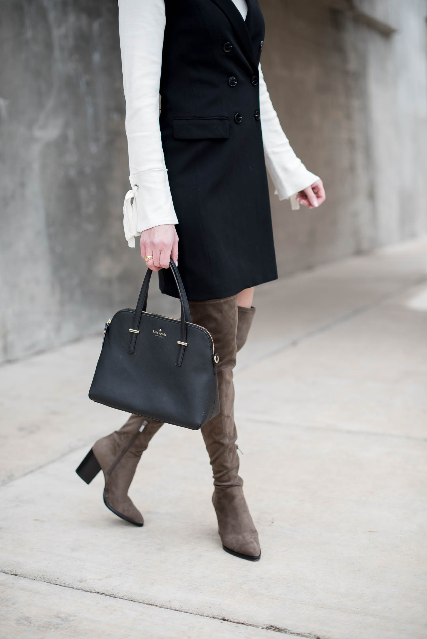 67e5df5b619 h m-double-breasted-sleeveless-trench-vest-bell-sleeves-tie-cuffs-marc- fisher-alinda-boots-best-over-the-knee-boots-12