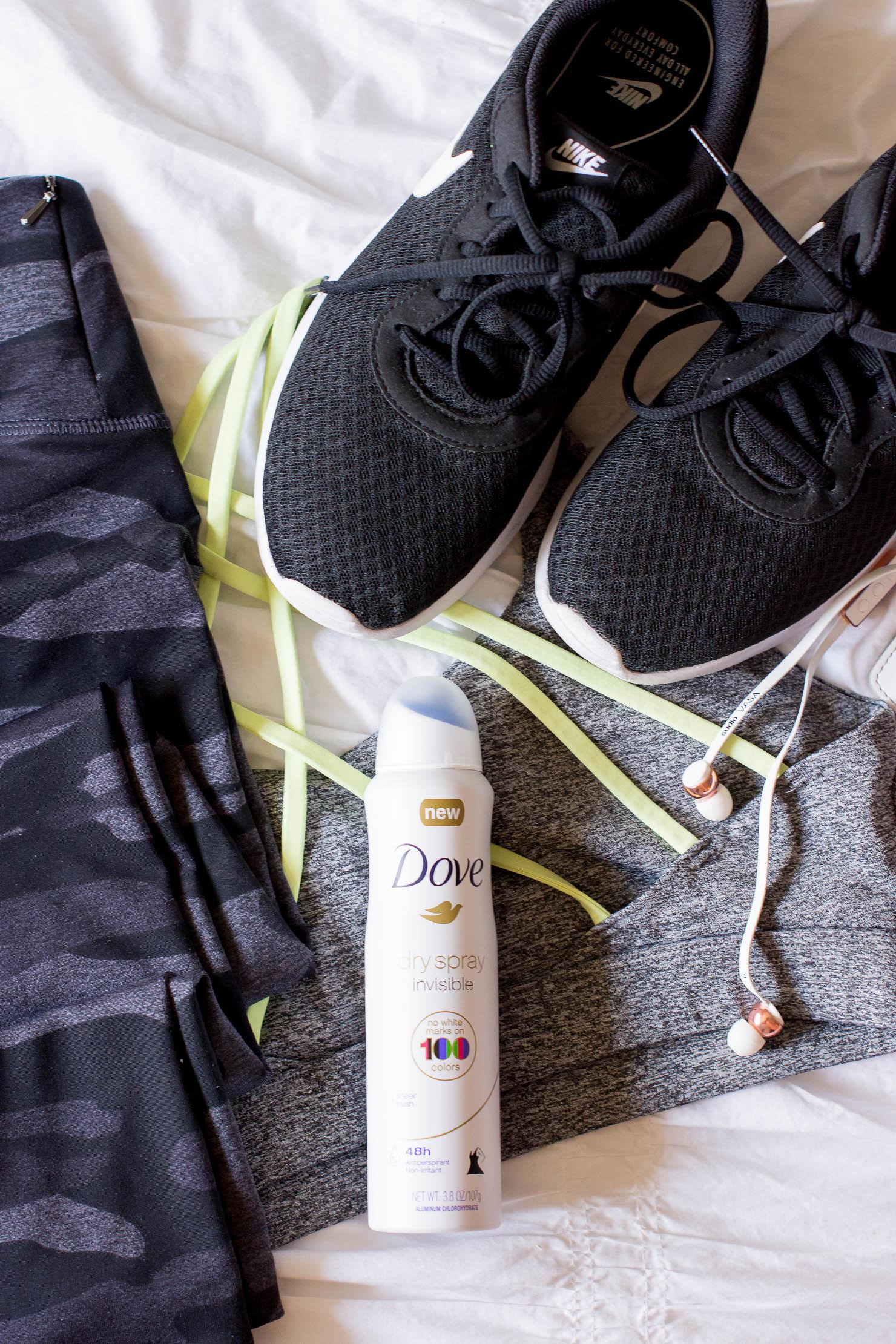 dove invisible spray deodorant, summer beauty hacks, summer beauty routine, summer beauty secret