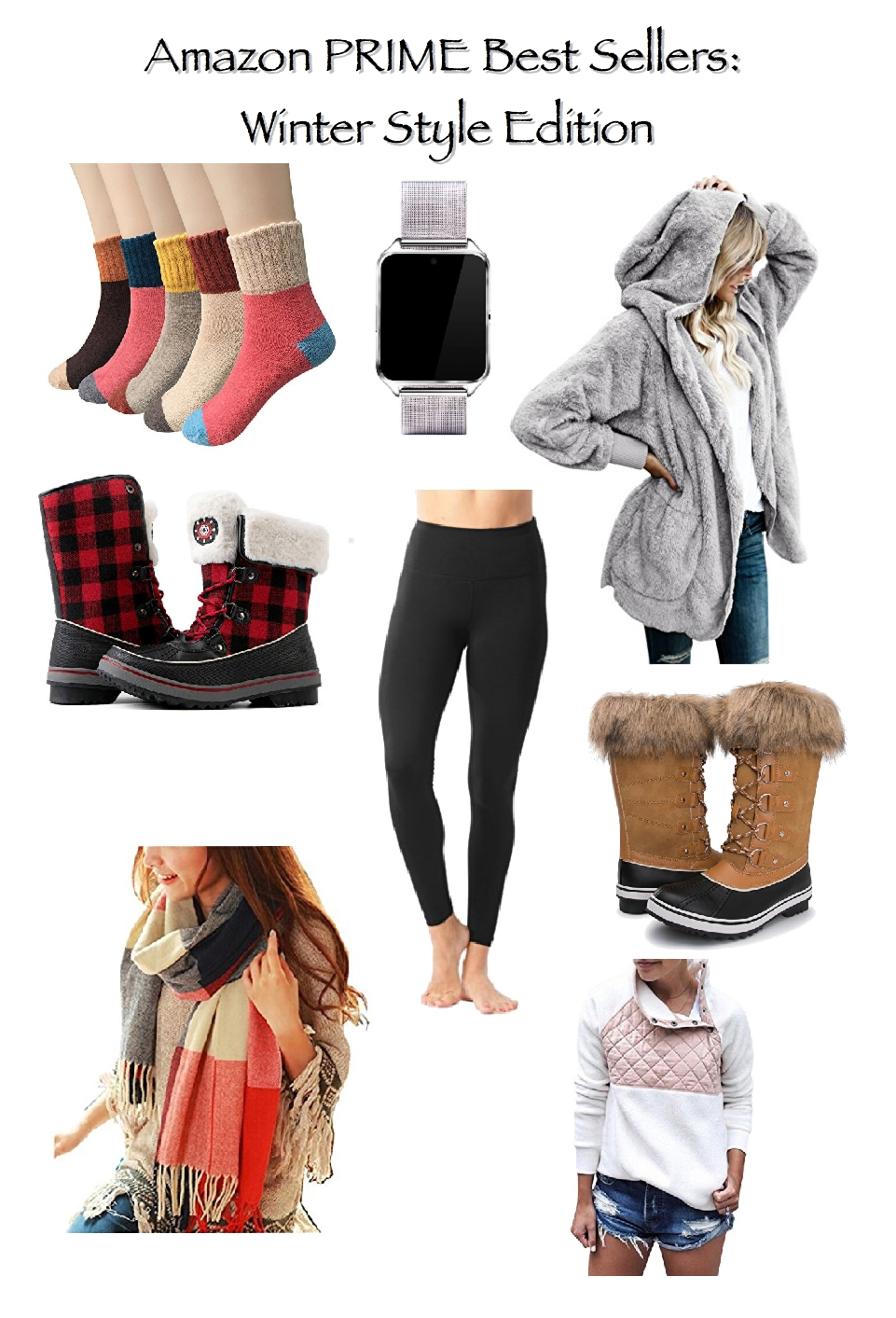 Amazon Prime Best Sellers, Winter Style, Winter Fashion