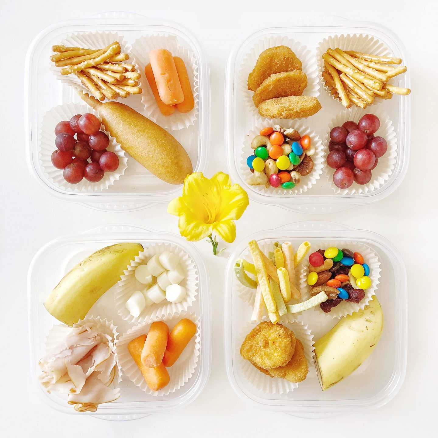 homemade easy lunches and snack packs, tyson at kroger, back to school grocery prep afterschool snack packs, diy lunchables, snack time, bento boxes