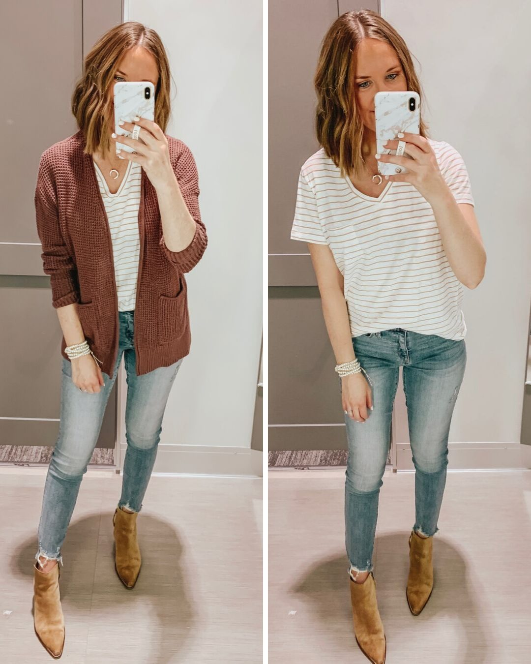 Target, fall fashion preview 2019, Universal Thread jeans, MADEWELL DUPES AT TARGET