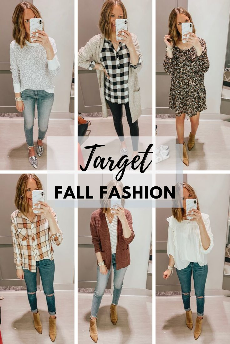 Affordable Fashion and Beauty, Target Fall Fashion Preview 2019