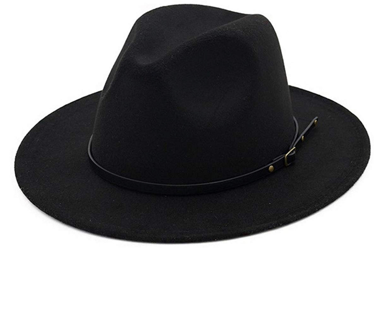 The Best Amazon Basics, the best wardrobe basics from Amazon, wool fedora hat