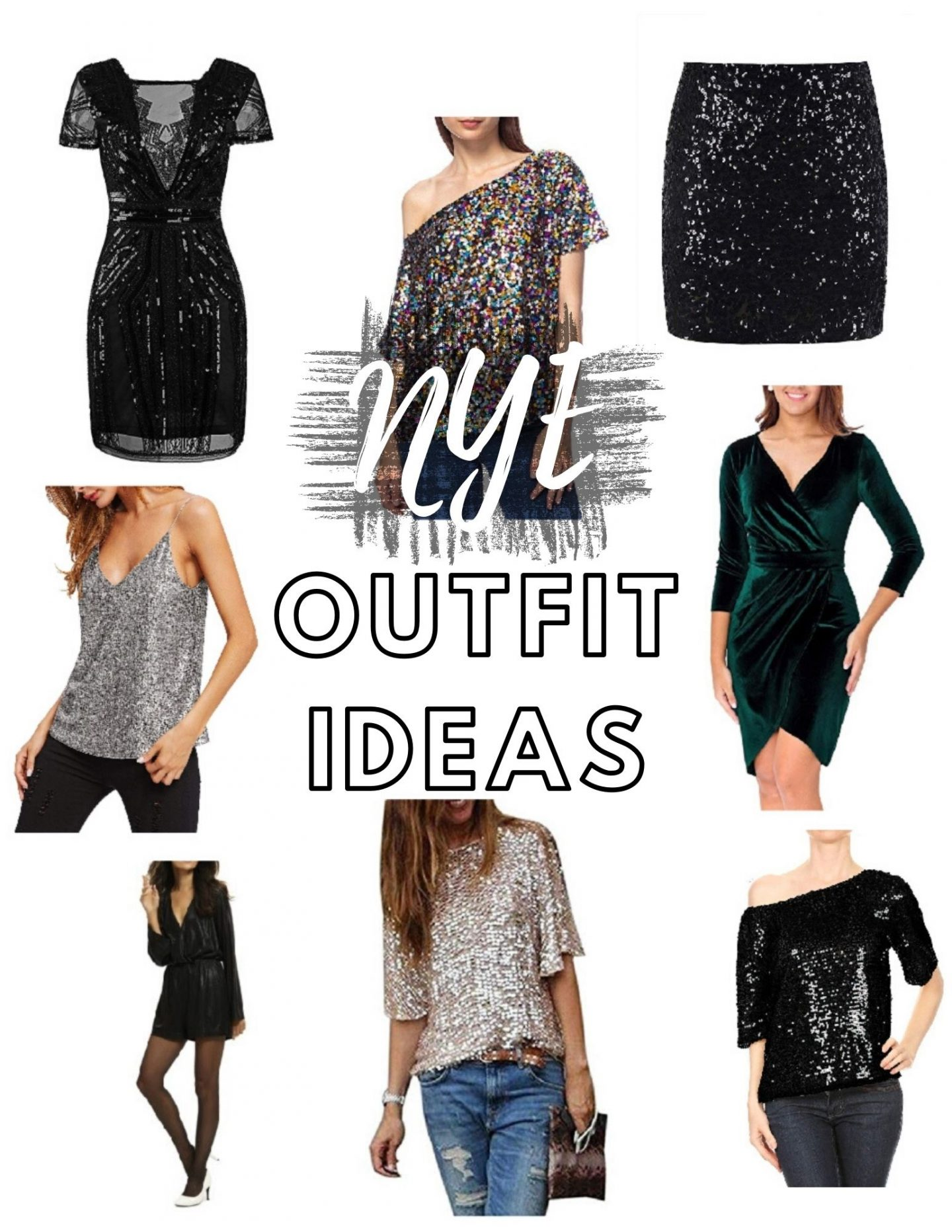 Last Minute Affordable New Years Eve Outfit Ideas