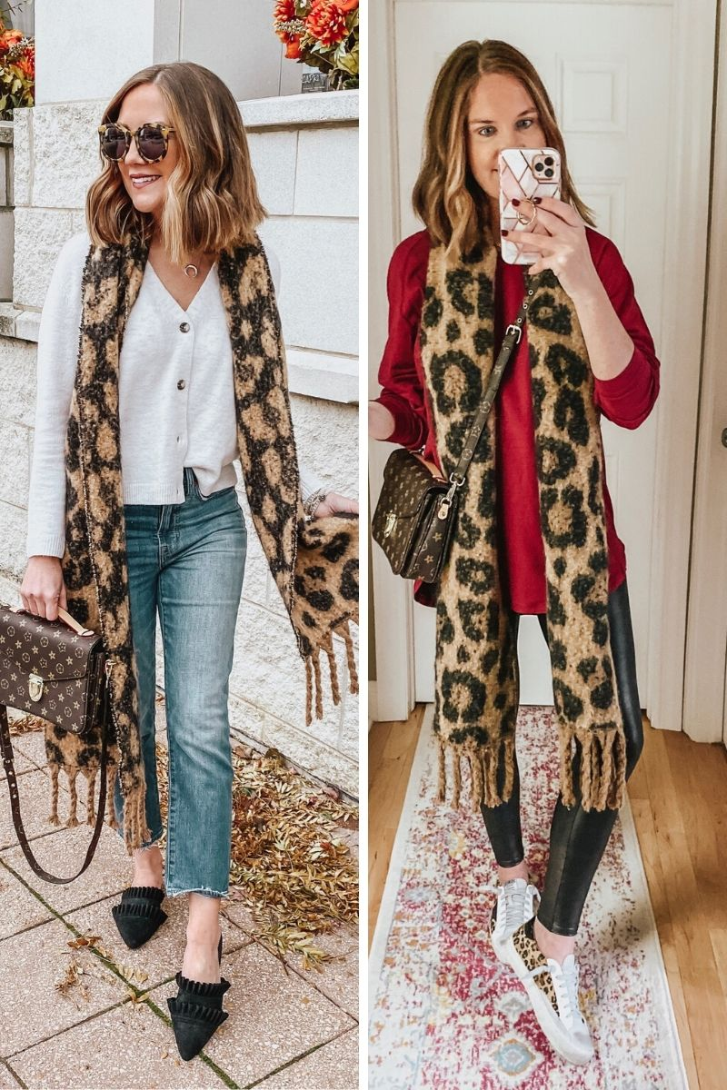 how to incorporate animal print into your wardrobe