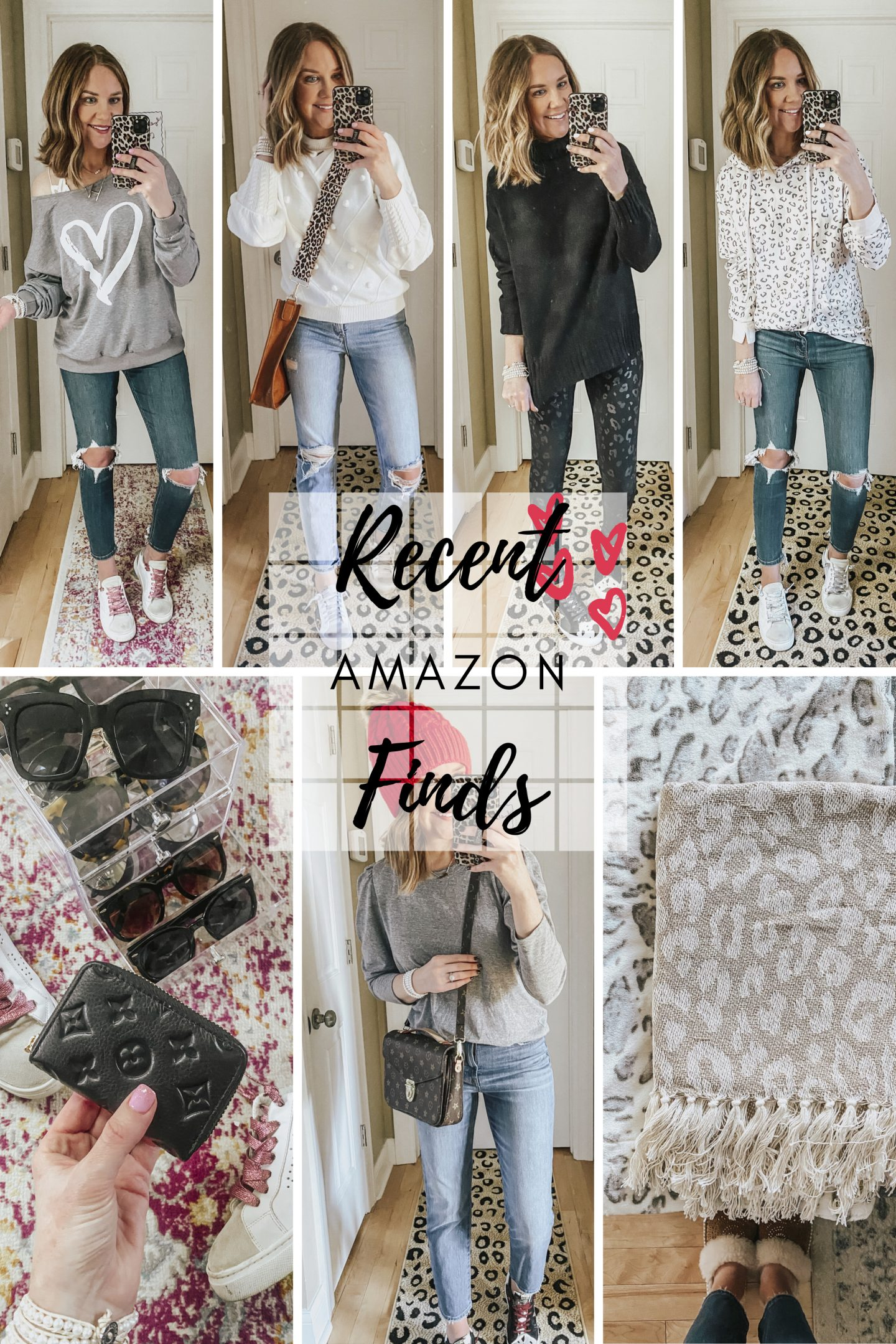 the best winter Amazon finds, transitional Amazon finds