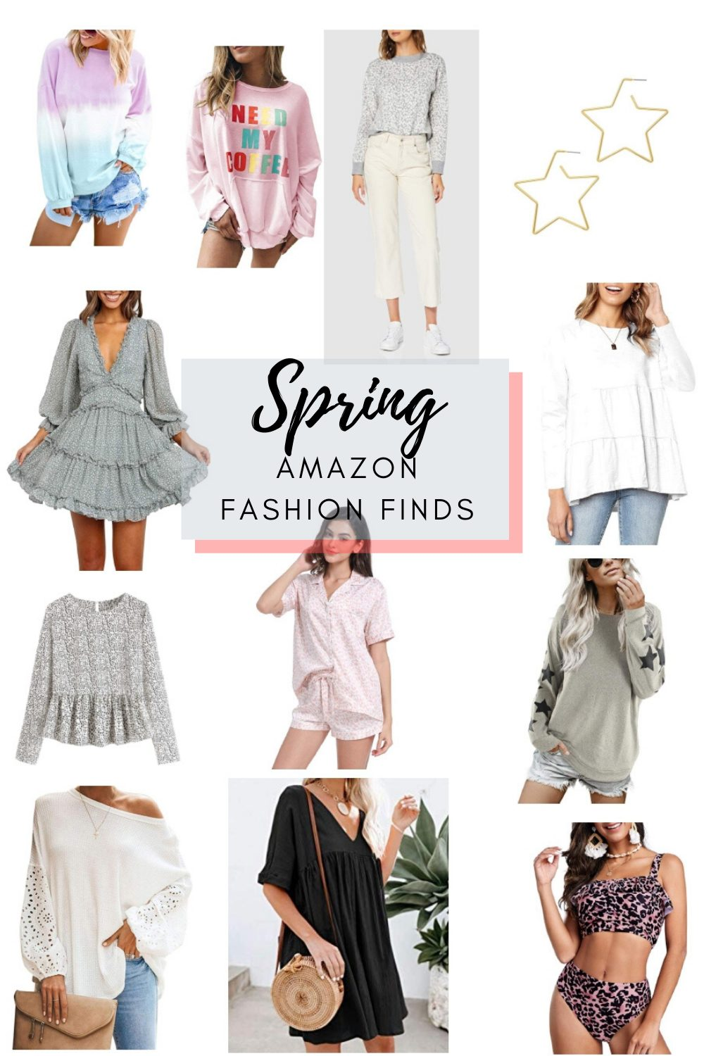 The Best Spring Amazon Fashion Finds