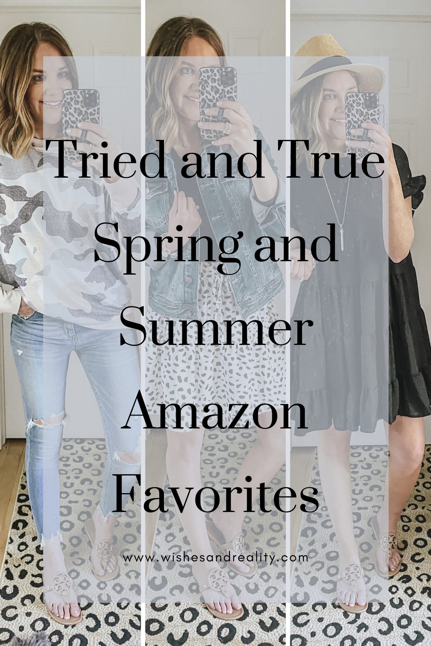 the best Amazon fashion finds spring 2020