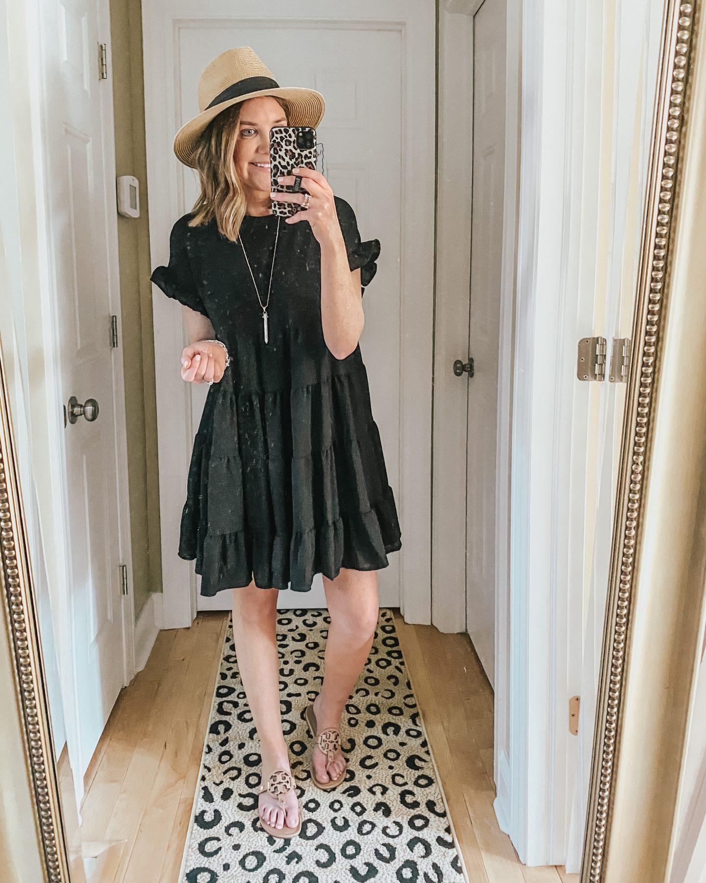 the-best-of-amazon-fashion-tiered-ruffle-mini-dress