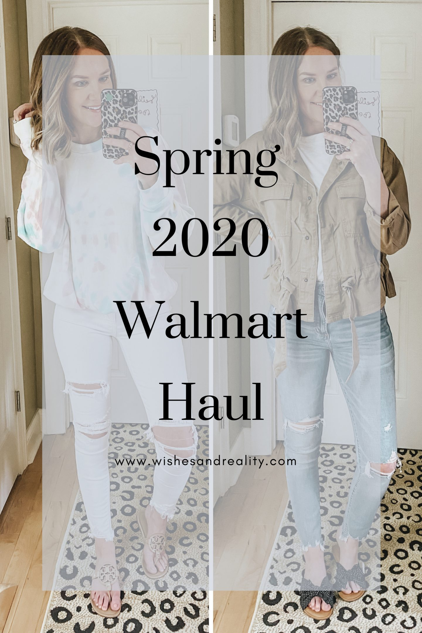 spring 2020 walmart haul
