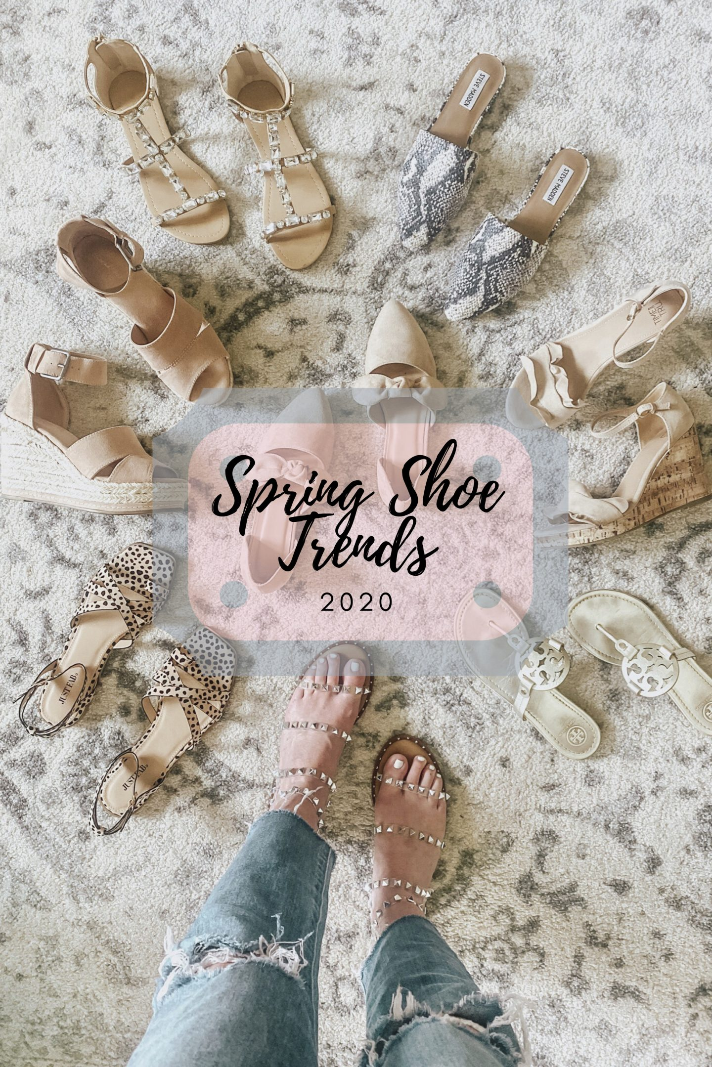 affordable spring shoes, 2020, spring shoe trends