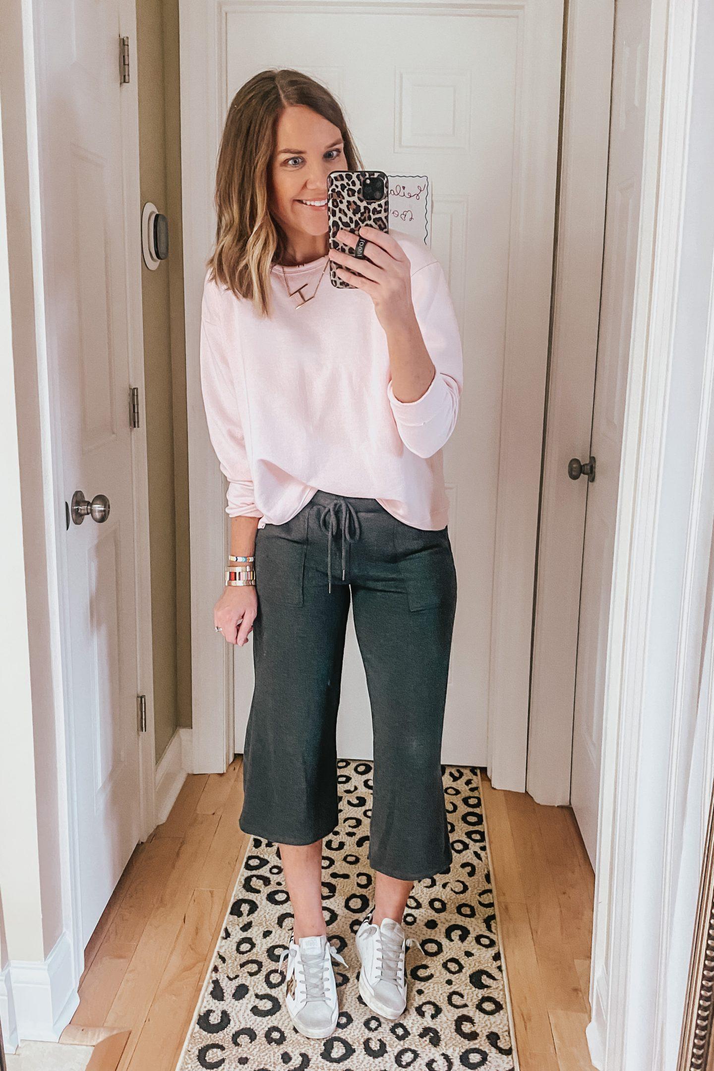loungewear, Amazon fashion, leopard print t-shirt