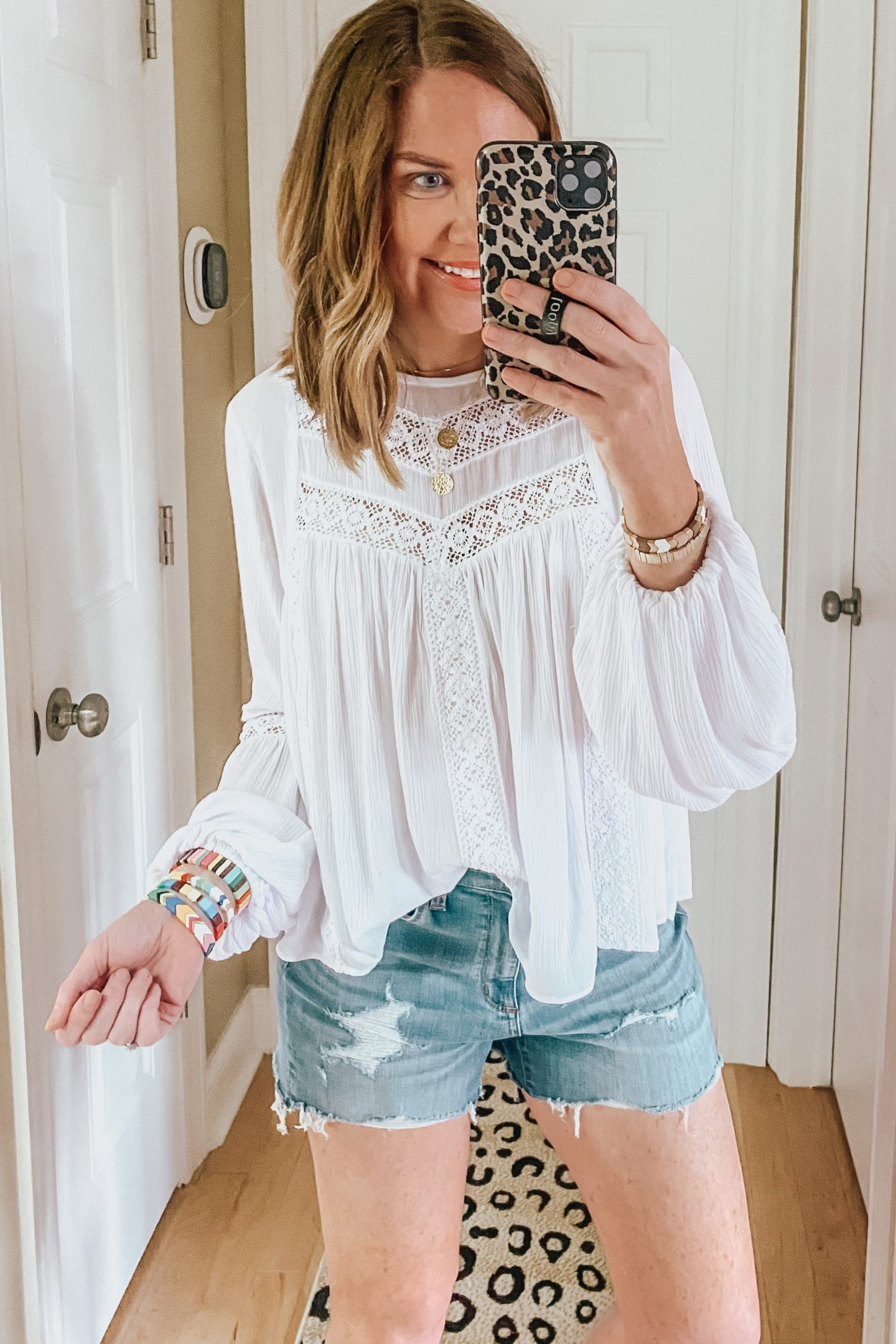 Summer Clothes for Women, free people dupe blouse