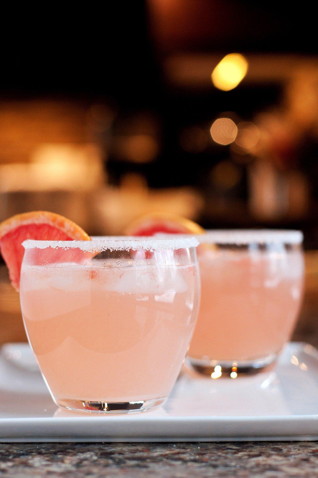 skinny Paloma cocktail