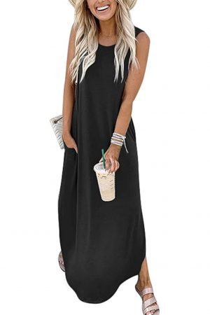 Amazon summer dresses, casual dresses, flattering dresses, comfortable dresses