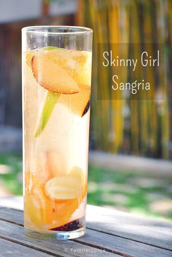 skinny girl sangria