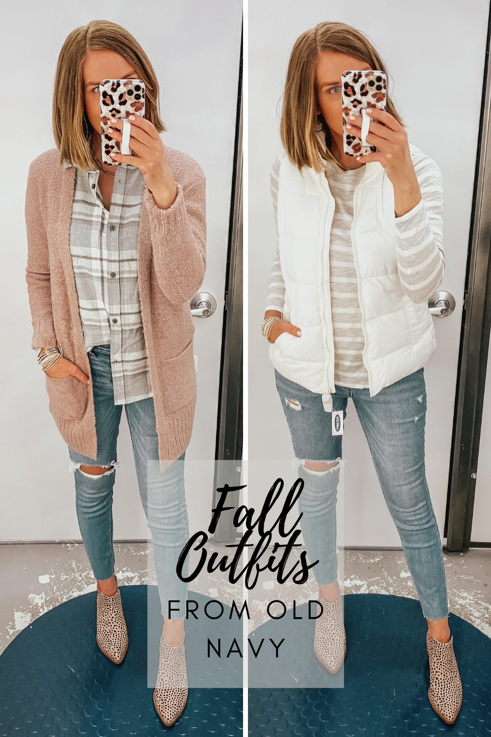 Casual Fall Outfits from Old Navy