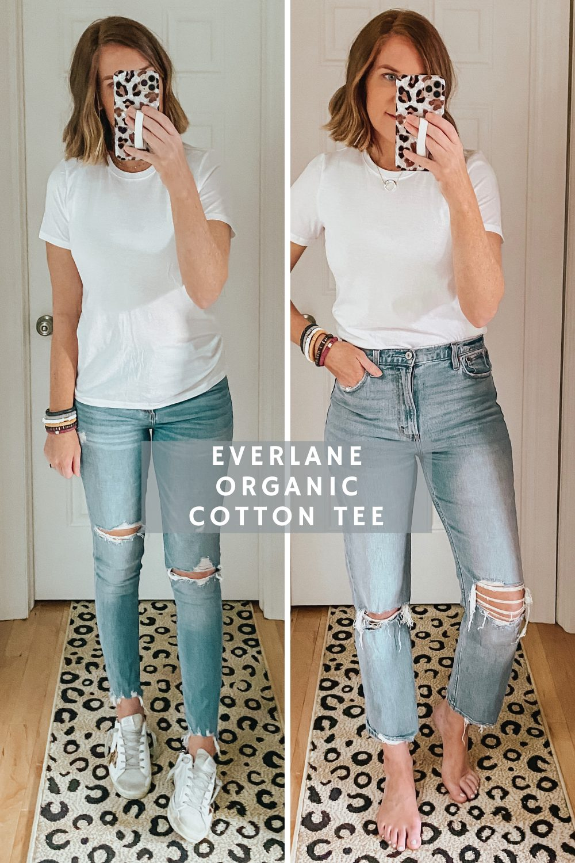 Everlane Organic cotton Tee