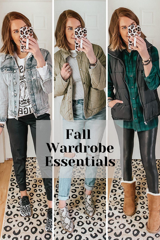 Fall Wardrobe Essentials 2020 (2)