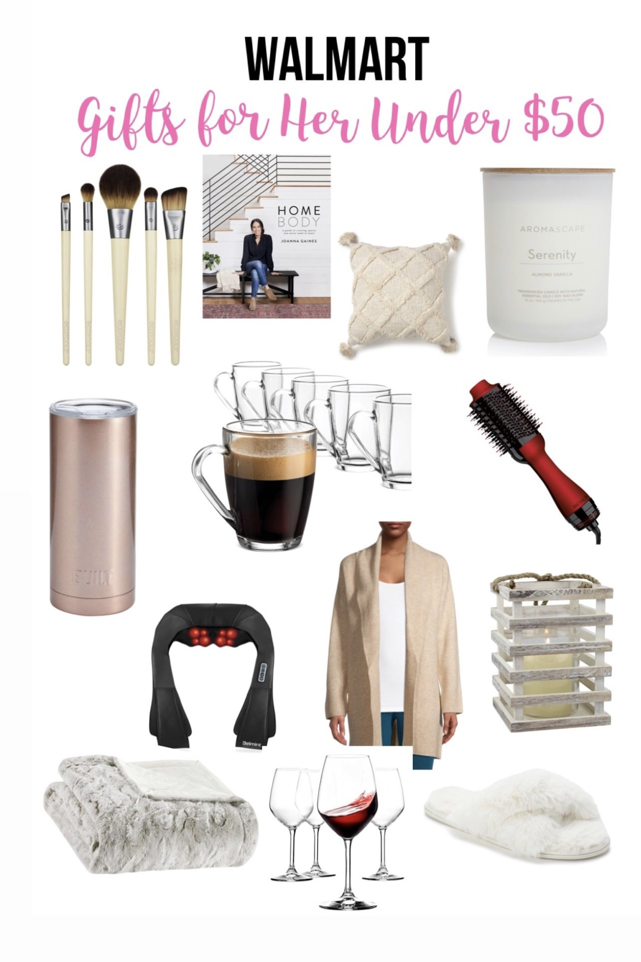 Under $50 Gifts for Her this Christmas