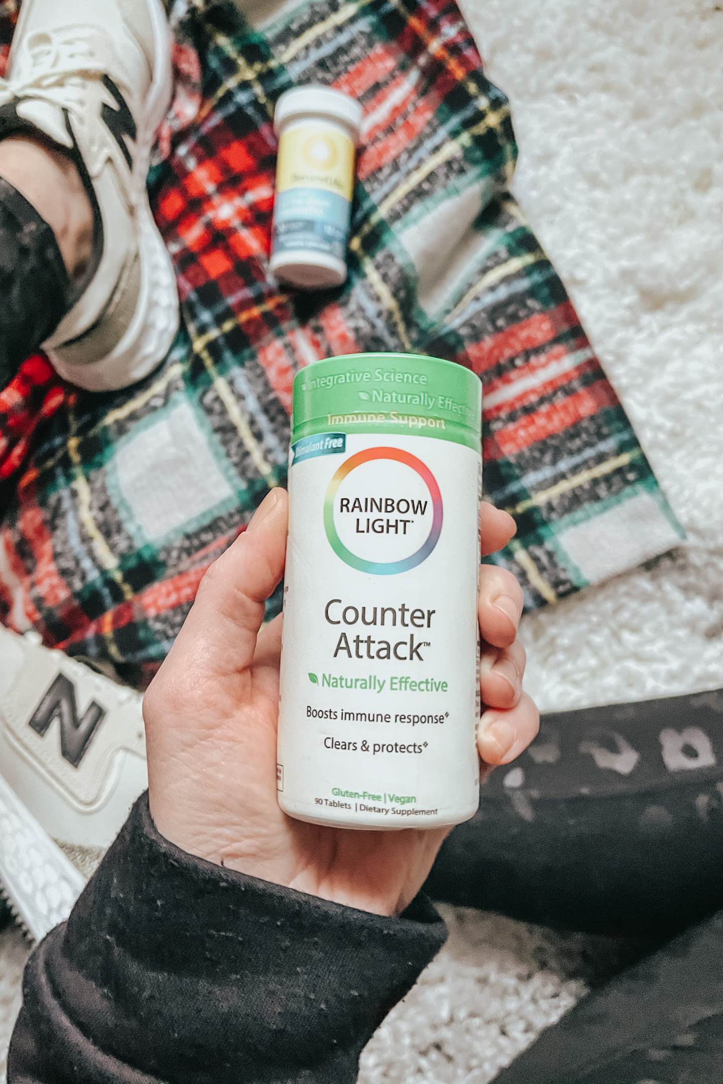 My Winter Wellness Routine with Clorox VMS