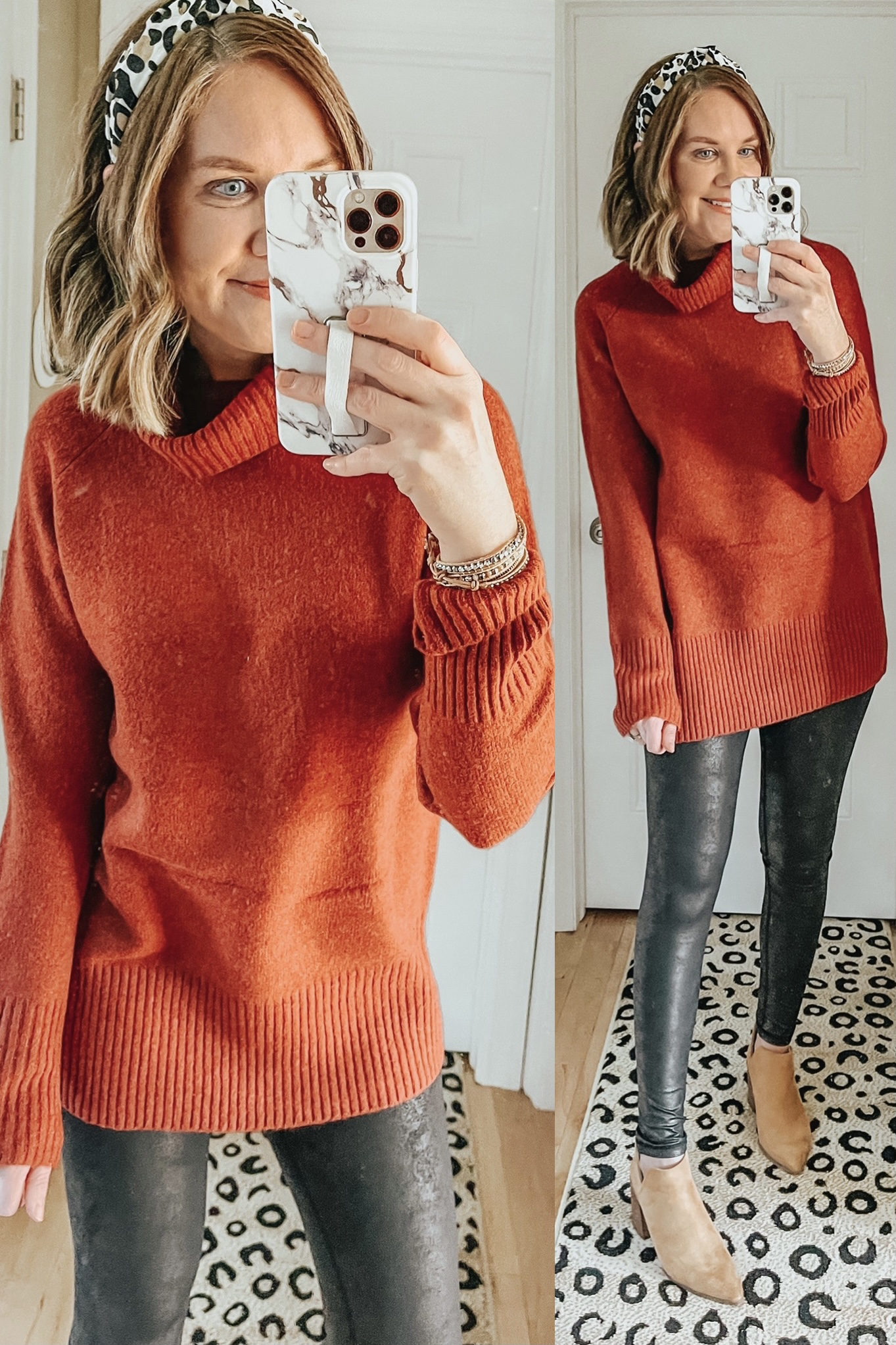 Cozy Winter Outfits from Amazon, Goodthreads boucle tunic sweater