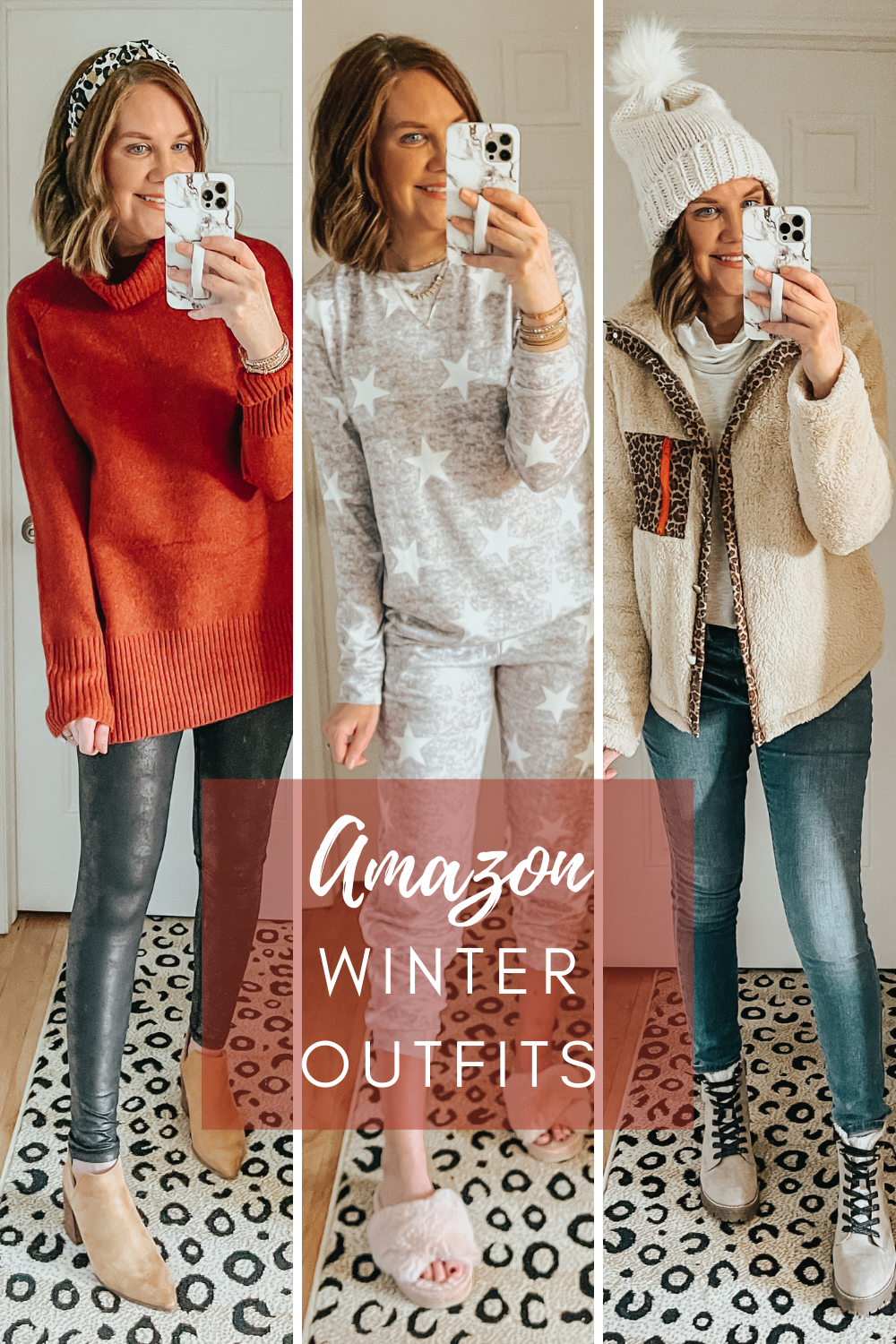 Cozy Winter Outfits from Amazon