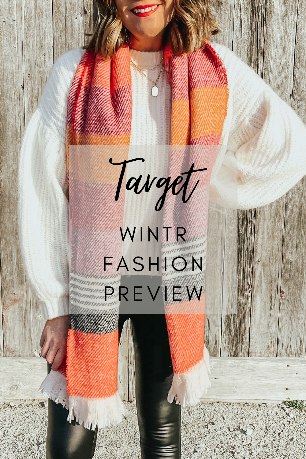 2020 TARGET WINTER FASHION PREVIEW