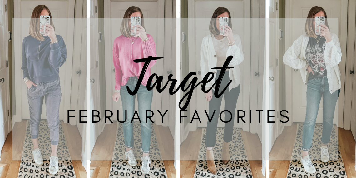 Target Must Haves February 2021