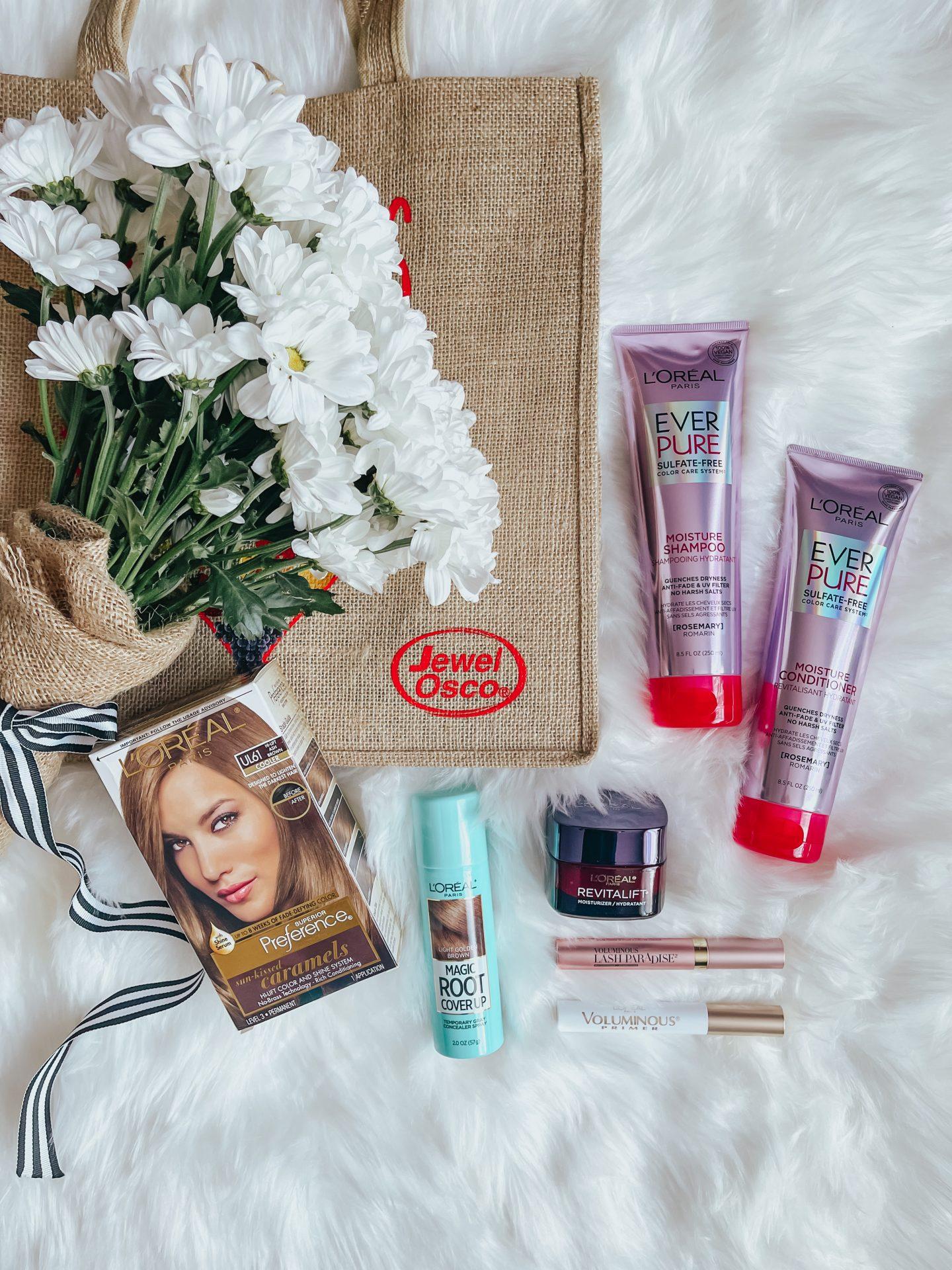 Beauty favorites from Jewel Osco